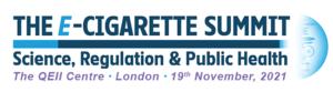 E Cigarette Summit, QEII, London, 2021